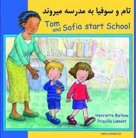 Tom Và Sofia Bá̆t Đà̂u Đi Học