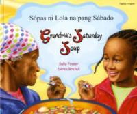 Grandma's Saturday Soup [Tagalog]