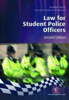 Law for Student Police Officers