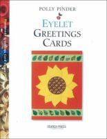 Handmade Eyelet Greetings Cards
