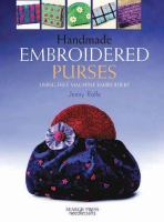Handmade Embroidered Purses