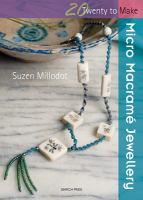 Micro Macramé Jewellery