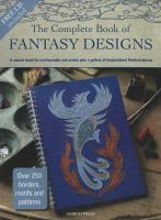 The Complete Book of Fantasy Designs