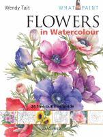 Flowers in Watercolour