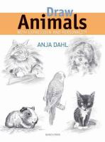 Draw Animals With Expression and Personality