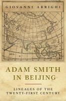 Adam Smith in Beijing