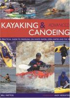 Advanced Kayaking & Canoeing