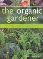 Image: The Organic Gardener