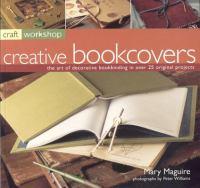 Creative Bookcovers