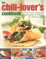 The Chili-lover's Cookbook