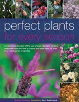 Perfect Plants for Every Season