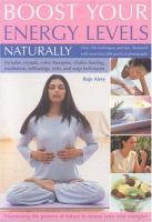 Boost your Energy Levels Naturally