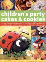 Children's Party Cakes & Cookies