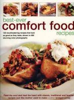 Best-ever Comfort Food Recipes