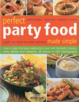 Perfect Party Food