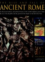 The History and Conquests of Ancient Rome