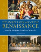 The Secret Language of the Renaissance