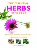 The Essential Herbs Handbook