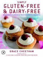 Simply Gluten-free & Dairy-free