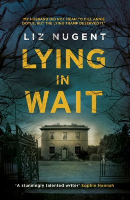 Cover image for Lying in Wait