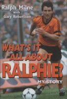What's It All About Ralphie