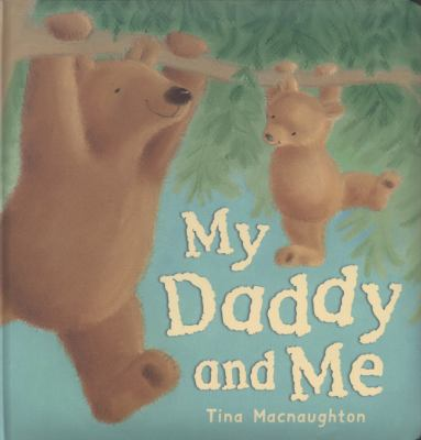 "Book Cover - My daddy and me "" title=""View this item in the library catalogue"