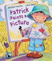 Patrick Paints A Picture