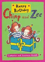 Happy Birthday Chimp and Zee
