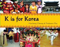 K Is for Korea