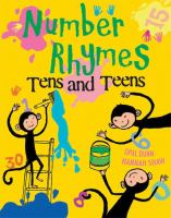 Number Rhymes, Tens and Teens