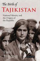 The Birth of Tajikistan