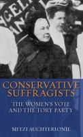 Conservative Suffragists