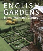 English Gardens in the Twentieth Century