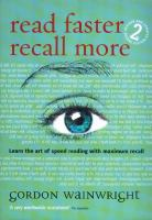 Read Faster, Recall More
