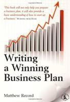 Writing A Winning Business Plan
