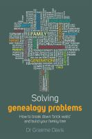 Solving Genealogy Problems