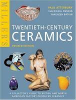 Miller's Twentieth-century Ceramics