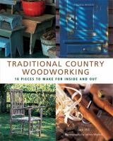 Traditional Country Woodworking