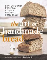 The Art of Handmade Bread