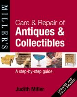 Care & Repair Of Antiques & Collectibles