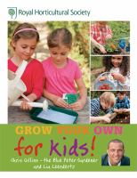 RHS Grow your Own for Kids