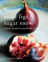 Roast Figs, Sugar Snow