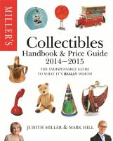 Collectibles Handbook & Price Guide [2014-2015]