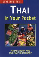 Thai in your pocket