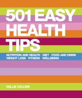 501 Easy Health Tips