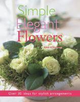 Simple Elegant Flowers