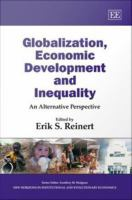 Globalization, Economic Development and Inequality