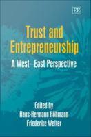 Trust and Entrepreneurship