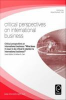 Critical Perspectives in International Business