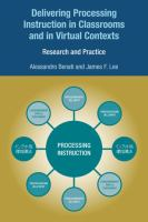 Delivering Processing Instruction in Classrooms and in Virtual Contexts
